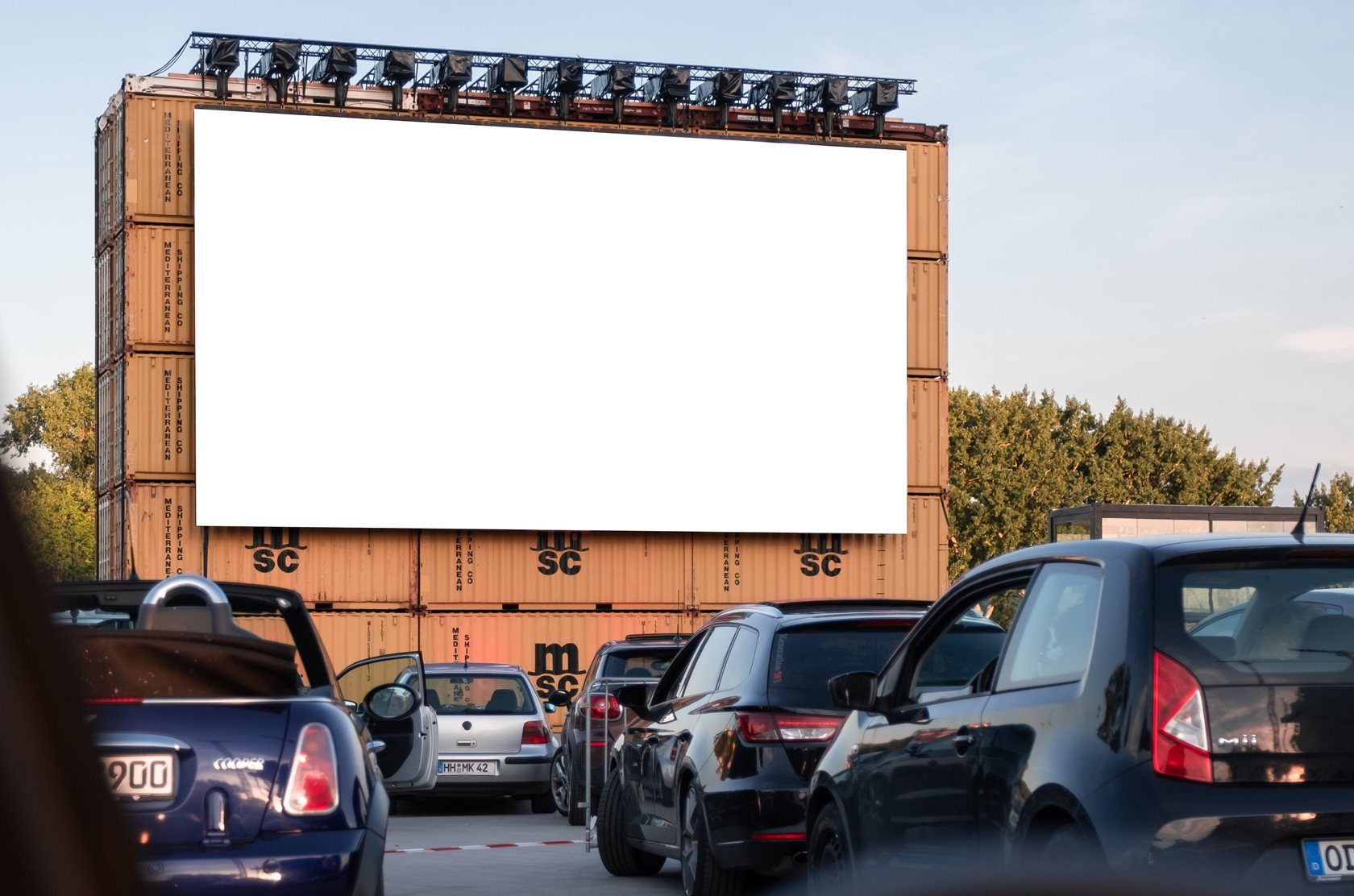Disney Drive-In Comes to Brisbane