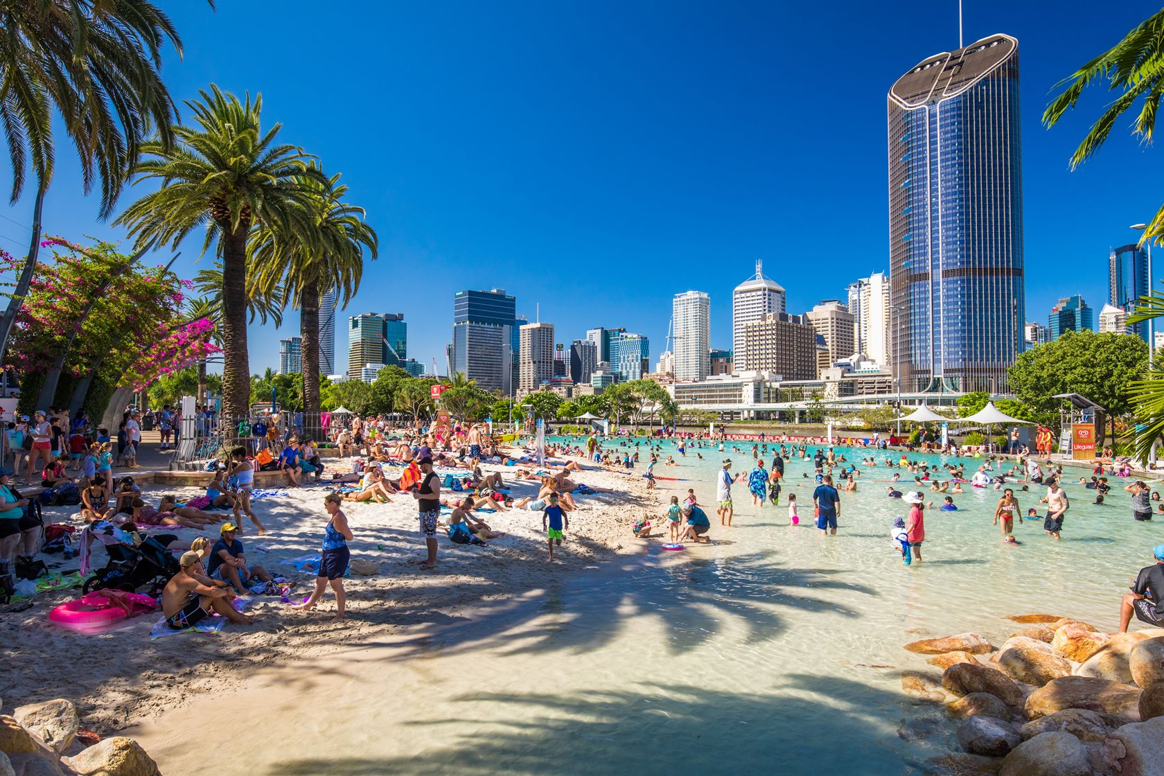 Brisbane: The Nation's Standout