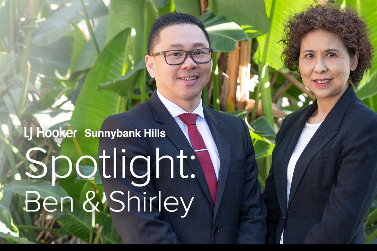 Spotlight: Ben Leong and Shirley Chow